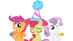 A party will cheer you up vector by totalcrazyness101