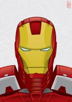 The Avengers - Iron Man by GHussain