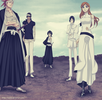 bleach 422 by ioshik