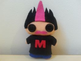 Markiplier Doll by azay04