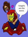 Red Lurvs IronMan by RedTigress