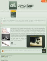 devious Journal CSS no-install by noxiousone