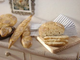 Some more bread 2 by PetitPlat