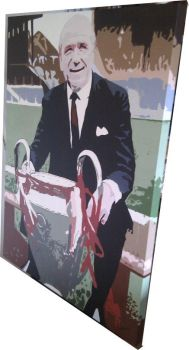 Matt Busby-European Cup 1968 2 by ElephantStoned