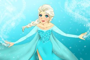 Let it Go! by Melody-in-the-Air
