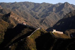 Great Wall - 2 by wildplaces