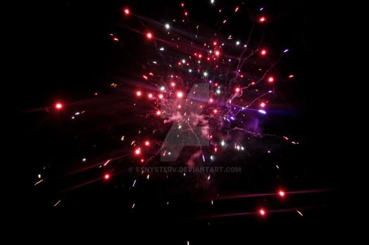 Fireworks: Twinkles. by SynysterV