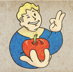 Pip Boy with Apple by ugoyak