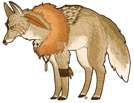 [Go Long] - [Coyote] by Inklement