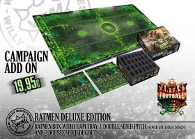 Ratmen box Deluxe Edition by LANZAestudio