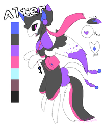 [OUTDATED]Alter June 2017 (Simple Ref) by DespairGriffin