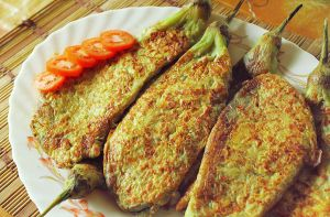 Tortang Talong by ScarletWarmth