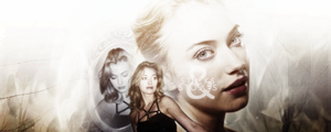 Imogen Poots signature by Girlinacartoon