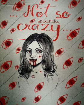 Crazy or not by MikiiMiha