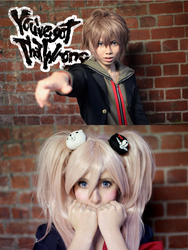 DR: You're gross Naegi! by Kaallisi