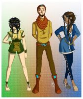 Avatar Hipsters by blindbandit5