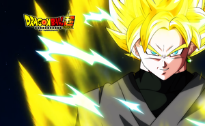 black ssj by naironkr