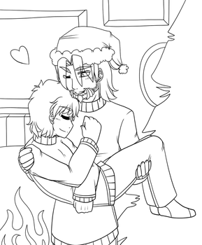 ~It's A HighSwoon Christmas~ by Kiwi-Chan269
