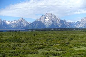 Grand Tetons by Trisaw1
