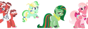 ADOPTS: Soda Inspired Ponies (CLOSED) by Strawberry-Spritz