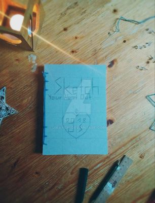 .:Sketchbook:. Sketch your heart out by Jiraychi