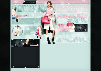 Layout ft. Barbara Palvin by Andie-Mikaelson