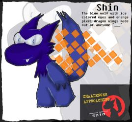 NewSubmissionApproaches - Shin by vananovion