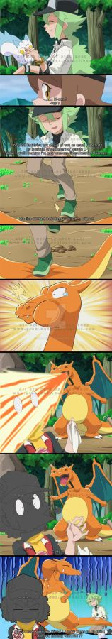 Apology for Charizard