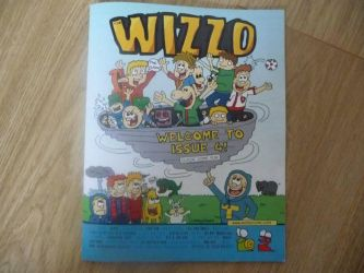 THE WIZZO ISSUE 4 IS HERE! by WizzKid97
