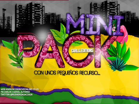 Mini pack|recursos photoshop #1 by Carls-Editions