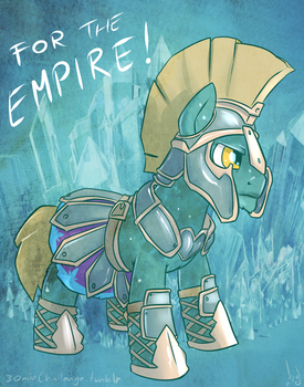 30min Challenge - Crystal Guard by atryl