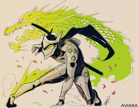 Genji by AVIARA23