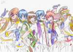 Uta no prince sama by puchi55529