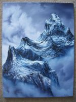 Mountains by crazycolleeny