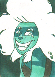 Malachite by SoVeryUnofficial