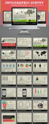 Infographic Survey Powerpoint Template by kh2838