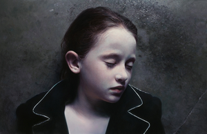 The Murmur of the Innocents 23 by gottfriedhelnwein