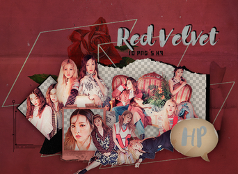185|Red Velvet|Png pack|#04| by happinesspngs