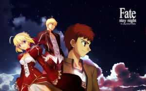 Fate stay night by Eismesser