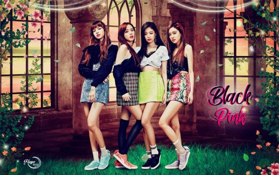 BLACKPINK #WALLPAPER by YUYO8812