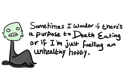 Tiny Voldemort Confessions by SanadTheCatMan