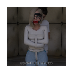 3DBG - Committed Cutie Cover Photo by MartyMartyr1