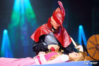 Sleeping Beauty Prince Philip Cosplay by CosplayQuest
