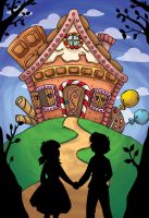 Hansel And Gretel by schmetty