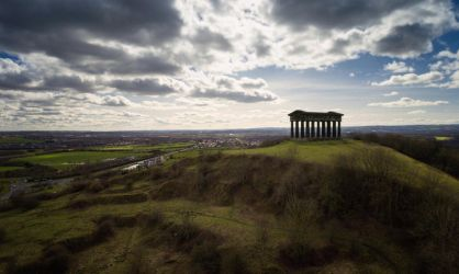 Penshaw Monument by scotto