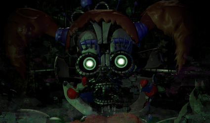 Freakshow Baby Jumpscare by ANGUs-GAMEs