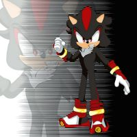 Shadow Boom the Hedgehog by Shadow2Evil4Hell