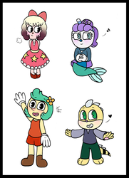 Fanchilds of Fanchilds-A Few Years Later! by Nikytale