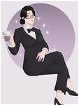 Commission - Ms. Pauling by xullet
