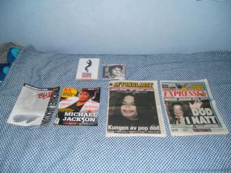 Michael Jackson collection 2 by EgonEagle